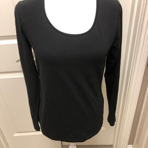 Great base layer!  Long sleeve cotton t shirt